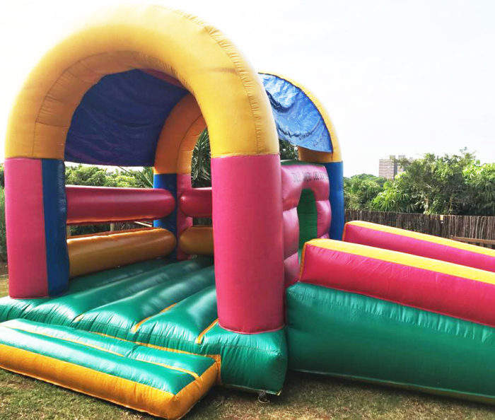 3 in 1 jumping castle