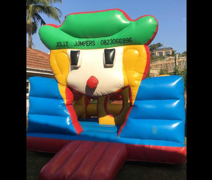 clown castle